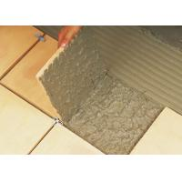 China Outdoor Strong Bonding Tile Adhesive Waterproof , Floor And Wall Tile Adhesive wholesale