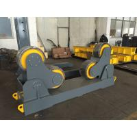 China 3kw VDF Control Pipe Turning Rolls Pipe Welding Stands For Tube wholesale