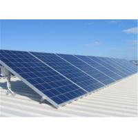China Easy Cut Extra Clear Glass Solar Panels , Low Iron AR Coating Solar Glass wholesale