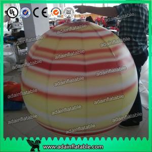China Customized Inflatable Planet Decoration/Inflatable Jupiter wholesale