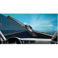 China 14 Inch Ford FocusCar Windscreen Wiper Blades With Zinc Alloy Inner Connector wholesale