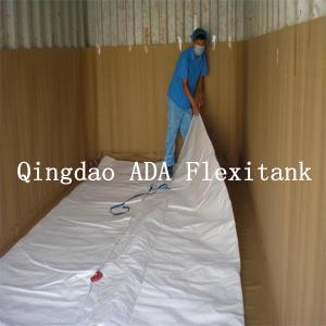 China Bottom loading and Bottom discharging type(BLBD) flexitank wholesale