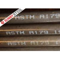 Buy cheap ASME SA179 steel tubing from wholesalers