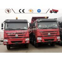 China 30-50 Ton Small Heavy Dump Truck For Construction Work , Commercial Dump Trucks on sale