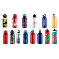 China Promotion Sport Wholesale Manufacturers Selling Color Customized aluminium Sport Water Bottle wholesale