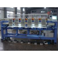 China 6 Heads Commercial Computerized Embroidery Machine 850 RPM Max Speed wholesale