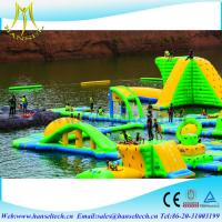 China Hansel high quality kids water play equipment for rental on sale