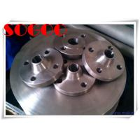 China UNS S32750 Socket Weld Flange Super Duplex Steel With ISO Certificate on sale