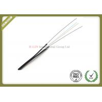 China Bow - Type Fiber Drop Cable 2 Core Indoor For Telecommunications Industry wholesale