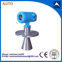 China Radar Water Tank Level Sensor, Water Level Meter Gauge Radar Level Meter wholesale