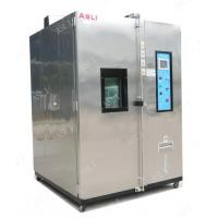 China Walk In Climatic Room Temperature Humidity Testing Chamber With LCD Display Touch Controller wholesale