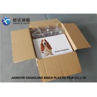 Quality Packaging Plastic Film 20 * 20cm Air Cushion Bag For Carton Void Filling Keep for sale