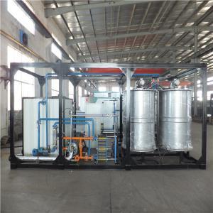 China Two Emulsion Tanks Soap Pipeline Bitumen Emulsion Plant wholesale