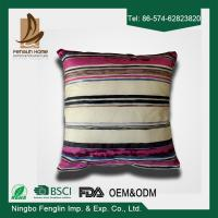 China Home Decor Rhombus Cotton Couch Pillow Cushions 43x43 Cushion Covers wholesale