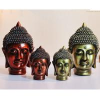 China India Buddha head Town house Auspicious furnishing articles and craftwork Decoration wholesale