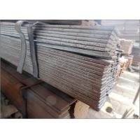 China Hot rolled Carbon Steel Flat Bar GB Q345B ASTM Flat Metal Bar with 6 Meter wholesale