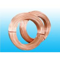 China 0.65mm Single Wall Cold Drawn Welded Tubes For Wire-Tube Condenser wholesale