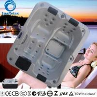 China A310 3 person Jacuzzi outdoor spa wholesale