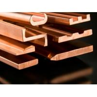 Buy cheap Earthing copper strip from wholesalers