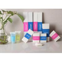 Luxury Hotel Amenities Kit ISO Certified Bathroom Amenities In 5 Star Hotel