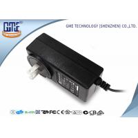 China Factory Wholesale 24v 1.5a US plug Wall Mounted Power Adapter with UL, FCC wholesale