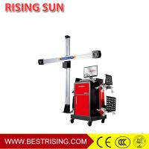 China Wheel aligner used home car garage equipment wholesale