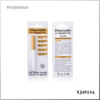 China Single Disposable Electronic Cigarettes Without Nicotine YJ4915A wholesale