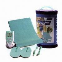 China Slimming Device with Electrode Pads and One Belt, Operated by 3 x AAA 1.5V Batteries wholesale