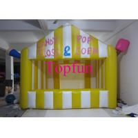 China Outdoor Inflatable Event Tent / Fruit And Candy Store / Inflatable Kids Foot Shop / Retail Shop Temporarily wholesale