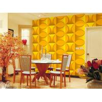 China Refinement Kitchen Wall Background 3D Living Room Wallpaper Sip Wall Panels wholesale