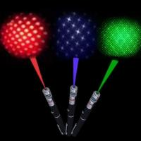 China Aluminum 2in1 5mw Laser Pointer Pen For Forensics / Illumination / Alignment wholesale