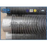 China Industrial Boiler Economizer Heat Exchanger Tubes , Boiler Fin Tube For Heat Transfer wholesale