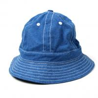 China custom Wholesale Blue Jean Washed Bucket Cap and hat wholesale
