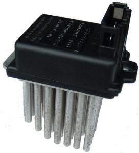 Buy cheap AC Blower Resistor Regulator For Audi , Blower Heater Fan Resistor OE NO 1J0907521 from wholesalers