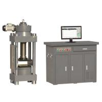 China Computer Controlled Concrete Strength Testing Equipment Motored Screw Hydraulic Power wholesale