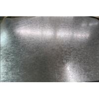 China SGCD Full Hard Q195 Zinc Coated Steel Sheet Plate 700mm - 1500mm Anti - Corrosion wholesale
