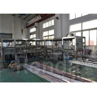 China Automated Water Filling Machine / 5 Gallon Bottle Filling Machine Electric Driven wholesale