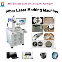 China High Speed Cnc Laser Marking Machine , Desktop Laser Marking Machine 220V / 50Hz wholesale