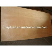 China Okoume Plywood Face/Back BB/CC (1220x2440) wholesale