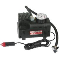 China Fast Inflation Black Plastic Car Air Compressor DC12V For Different Tires wholesale