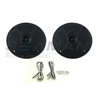 China 100Watts 4'' 2 Way Marine Boat Waterproof Speakers for Outdoor Marine Boat wholesale