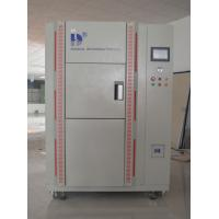 Quality Hight Low Tempreature Thermal Shock Chamber Three-zone chamber for sale