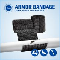 China Emergency Fiberglass Pipe Repair Bandage Cast Armored Tape wholesale