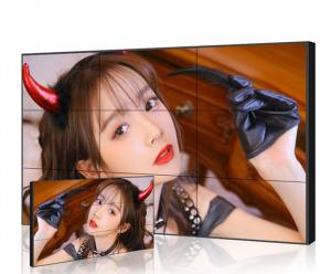China 1920X1080 Led Indoor Video Wall 4000:1 60HZ Wall Mount Full Color wholesale