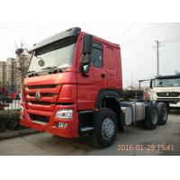 China Durable Prime Truck And Trailer Heavy Duty Tractor Truck 336 And 371hp Horsepower wholesale