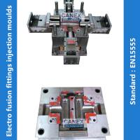 Polyethelyne hdpe pipe fittings wire laying machine of