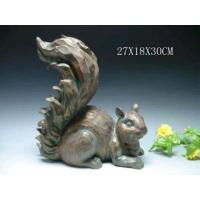 China Poly Resin Squirrel wholesale