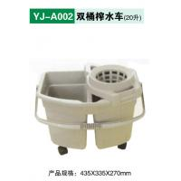 China 20 Liter Mop Bucket with wringer industrial mop and bucket wholesale