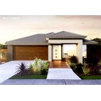 China Contracted Style Bungalow House Design Contemporary Prefab Homes MGOboard Ceiling wholesale