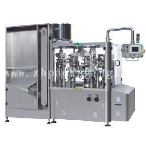 China Toothpaste Filling Machine (ZHF-160) wholesale